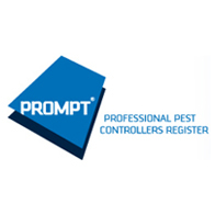 professional pest controllers register logo